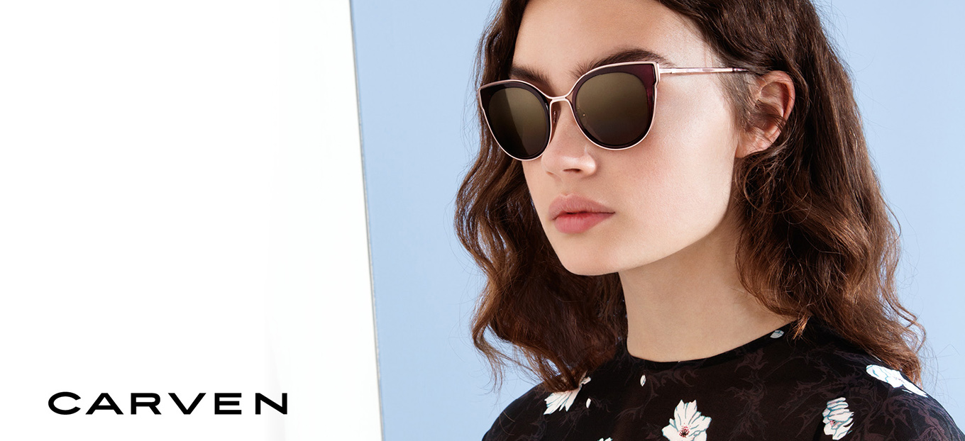 Carven Eyewear Header